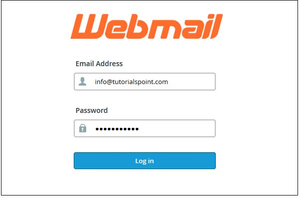 cPanel - Webmail