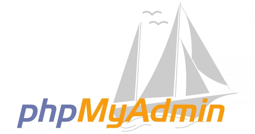 نحوه مدیریت پایگاه های داده با phpMyAdmin