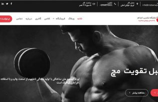 Fitness Hub wp theme