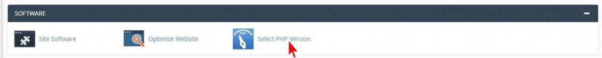 بالا بردن نسخه php در هاست سی پنل