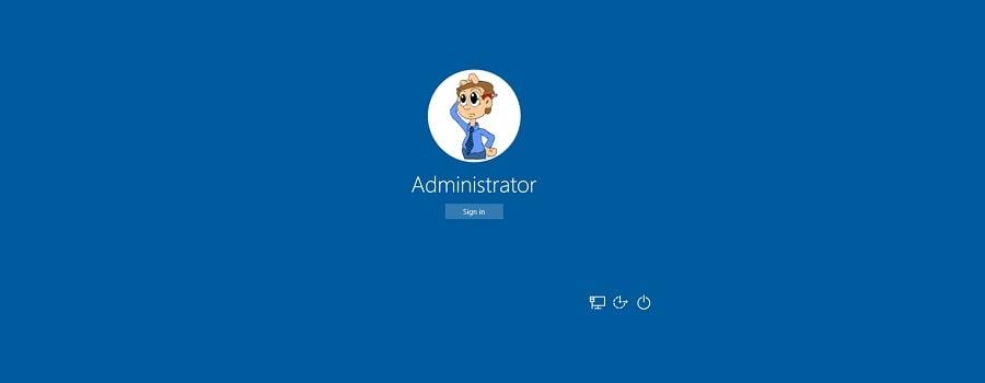 آموزش تغییر پسورد یوزر Administrator در ویندوز سرور – تنظیم رمز عبور